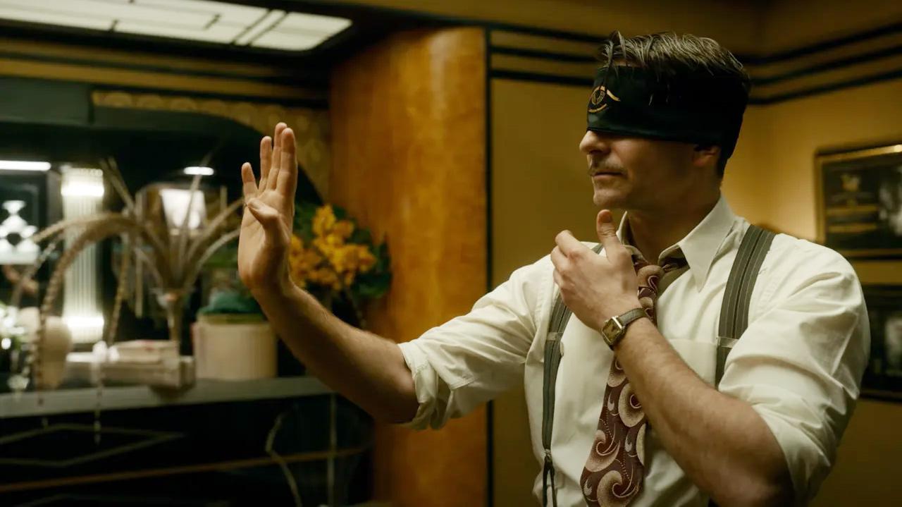 """Bradley Cooper, en """"Nightmare Alley"""""""