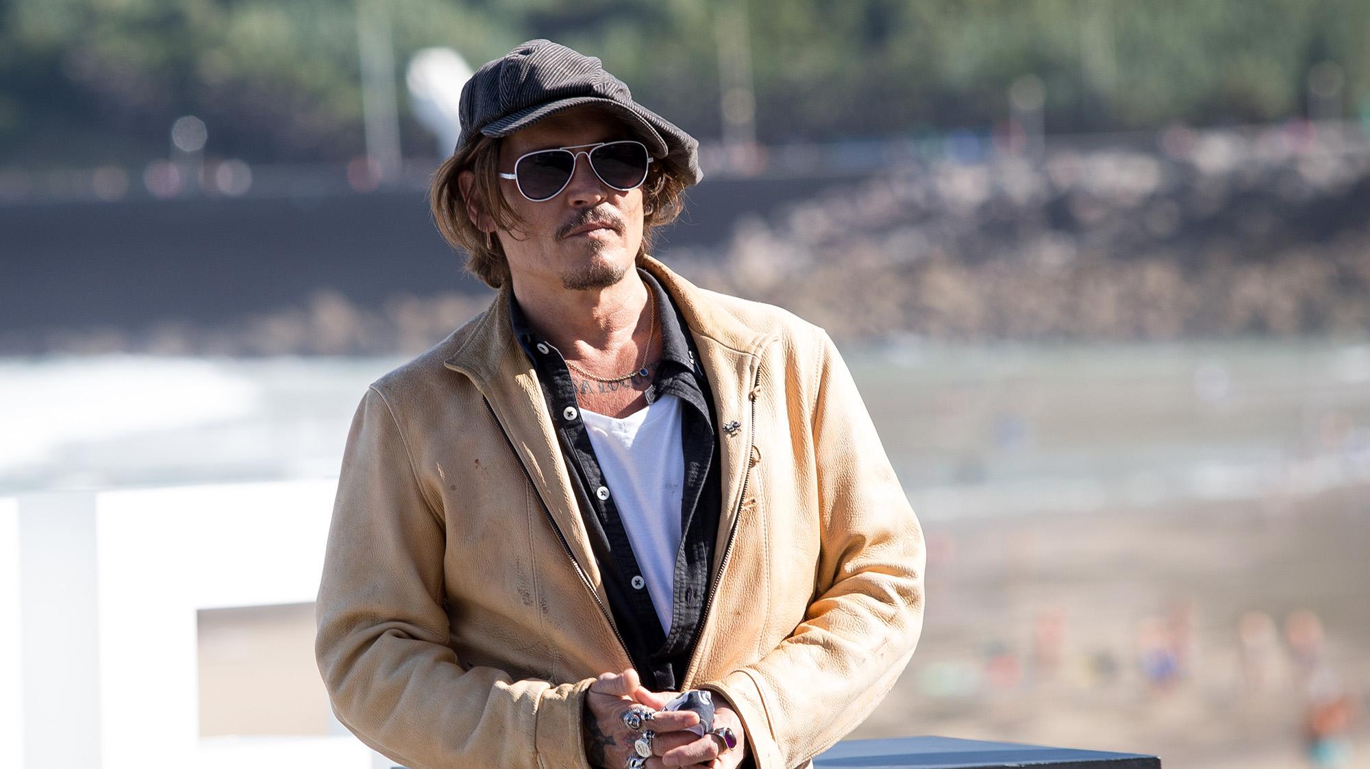 Johnny Depp (ASG)