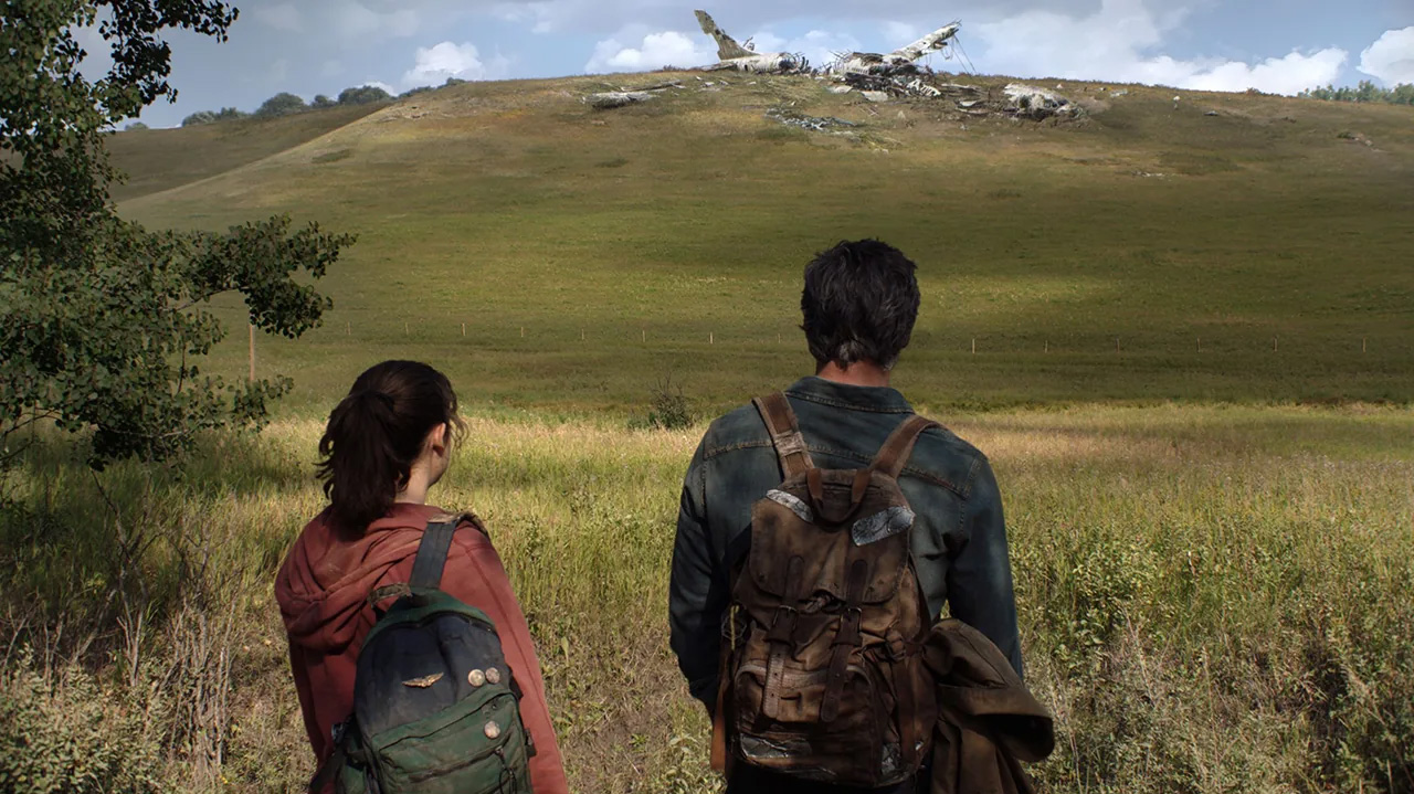"La primera imagen de ""The Last of Us"""