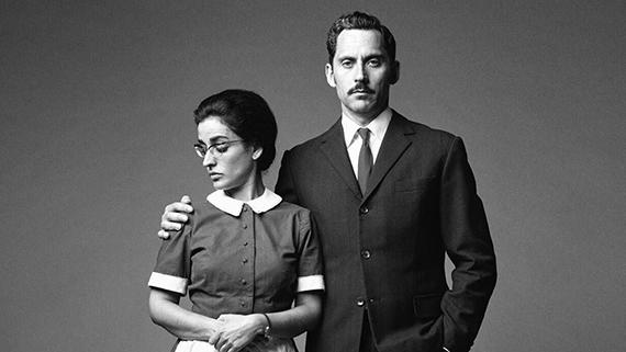 Inma Cuesta y Paco León