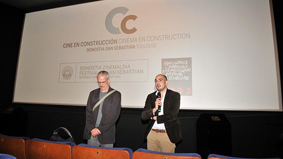 Cine en Construcción quedará para el Cinelatino de Toulouse