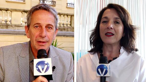 """Castro y García, protagonistas de """"Algunas bestias"""""""