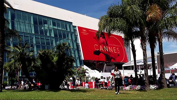 El Palacio de los Festivales, en Cannes (ASG)