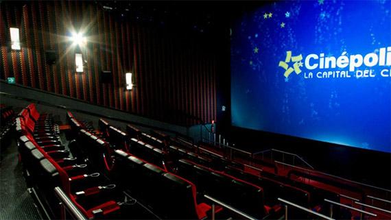 Sala de cine mexicana