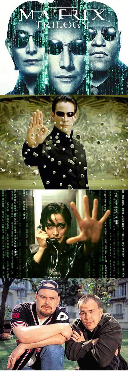 """""""Saga Matrix"""""""