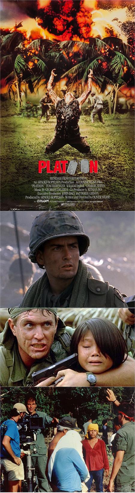 """Platoon / Pelotón"""