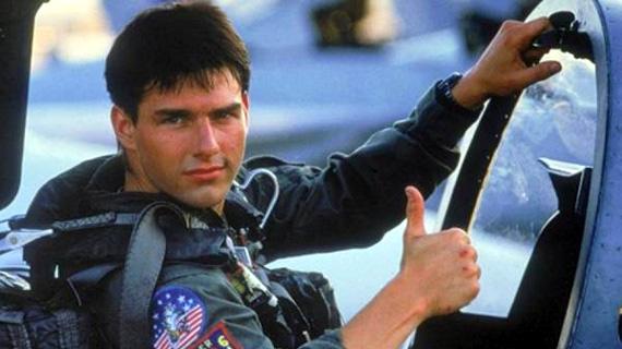 """Top Gun: Idolos del aire / Top Gun: Pasión y gloria / Top gun"""