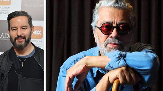 Riccardo Gabrielli y Facundo Cabral