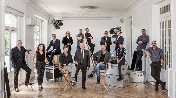 """Actores, director y productores de """"Wat Down"""""""