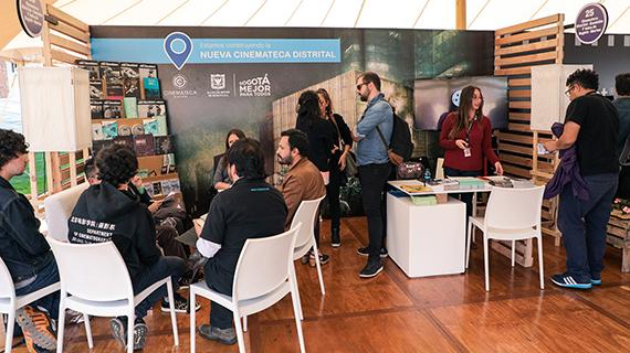 El BAM, reunión para el audiovisual colombiano e iberoamericano