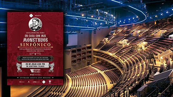 El concierto será en el Auditorio Telmex