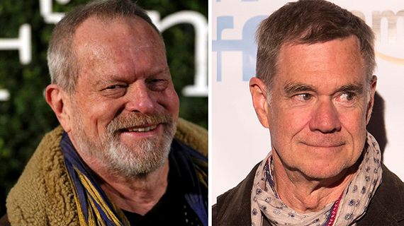 Gilliam y Van Sant