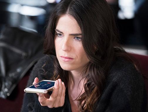 Karla Souza, en la serie