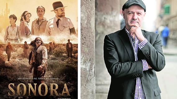 """""""Sonora"""" y su director"""