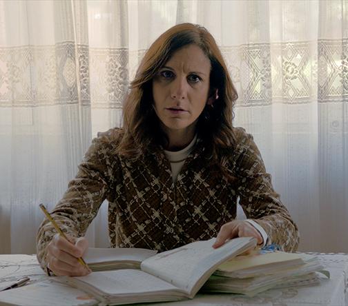 """Malena Alterio, en """"Moira"""""""