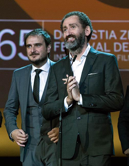 Resultado de imagen de aitor arregi y jon garaño premio san sebastian