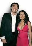 Javier Bardem y Salma Hayek