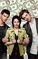 Taylor, Kristen y Rob, millonario amanecer-despedida