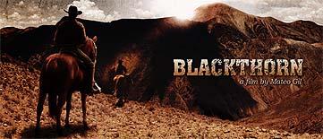 Recreación artística de 'Blackthorn'