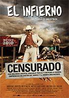 Cartel promocional de 'El infierno'