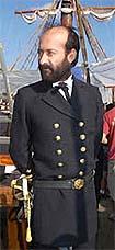 Jaime Omeñaca es el capitán Prat