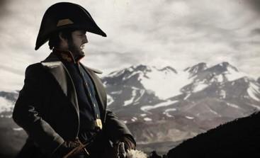 'Revolución. El cruce de los Andes'