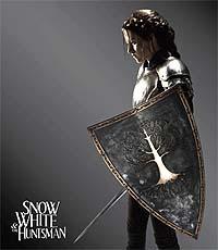 Kristen Stewart, la Blancanieves guerrera