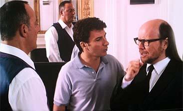Reno, Youn y Segura, en una escena de 'El Chef'