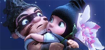 'Gnomeo y Julieta'