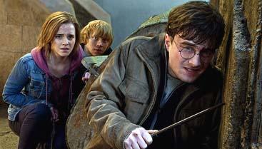 'Harry Potter y las reliquias de la muerte 2'
