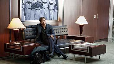 Brad Pitt, en 'Moneyball'