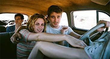 Stewart es la principal protagonista femenina de 'En el camino'