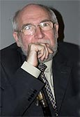 El cinéfilo aragonés Alberto Sánchez
