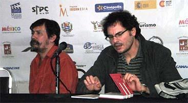 Armando Casas y Carlos Cuarón (Rompiendo Reglas)