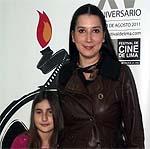 Fátima Buntinx y Rosario García-Montero