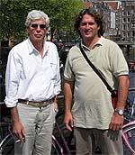 Humberto Solás y Sergio Benvenuto Solás