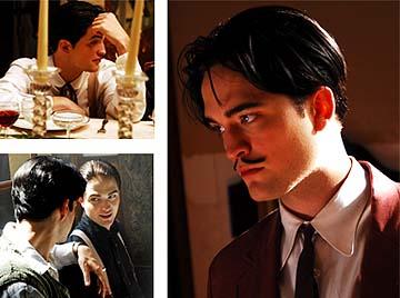 Pattinson en varias escenas de 'Sin límites'