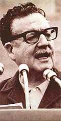 Allende, martir de la democracia chilena