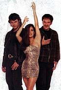 Robert, Salma y Tarantino
