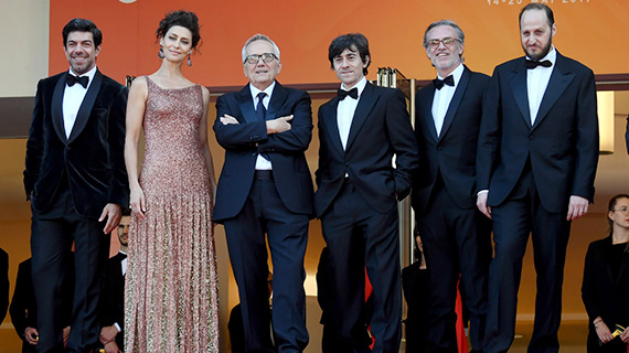 Bellocchio, Malick, Almodóvar y otros maestros, ante el palmarés