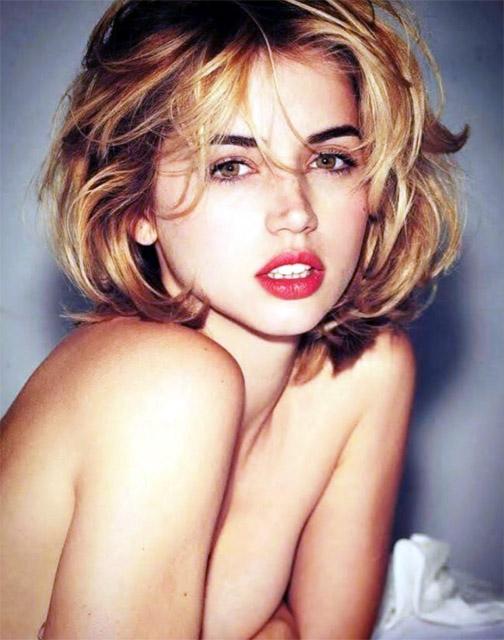 a de Armas será Marilyn Monroe en proyecto largamente gestado que rescató Netflix