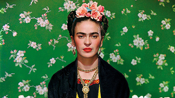 La auténtica Frida Kahlo
