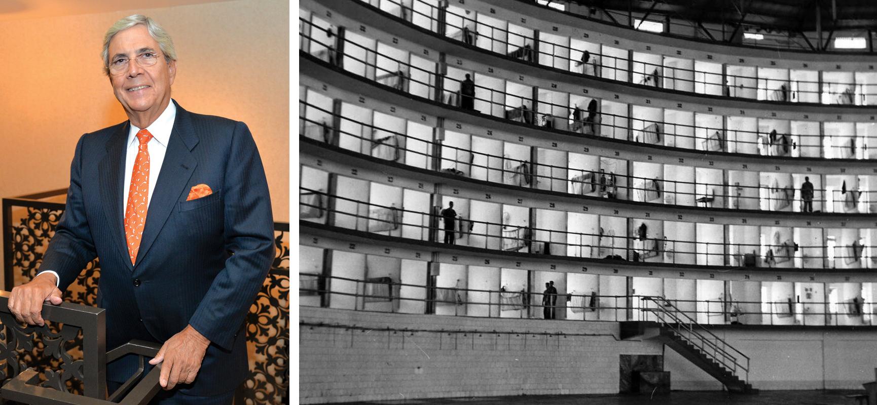 Fernández Pujals y la cárcel modelo de la Isla de la Juventud, hoy cerrada