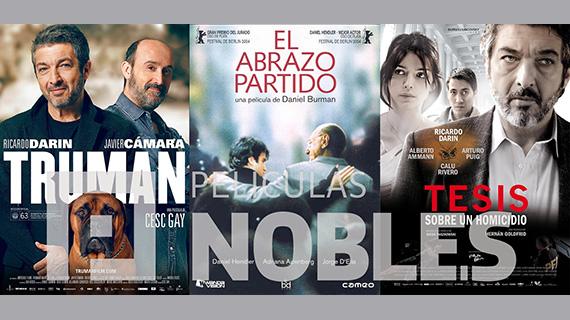 Películas Nobles
