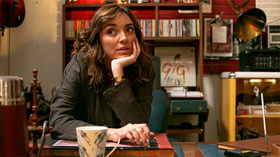 """Regina Blandón, en """"Sin hijos"""""""
