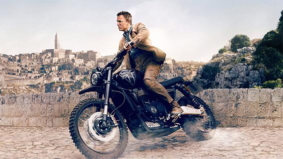 Daniel Craig vuelve a la acción