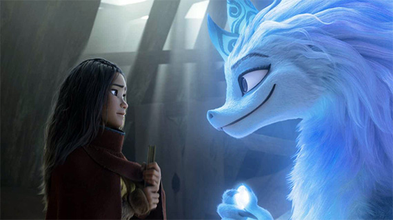 """""""Raya y el último dragón"""""""