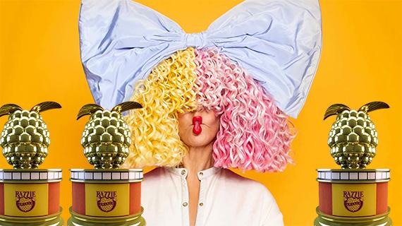 La película de Sia ganó 3 Razzies