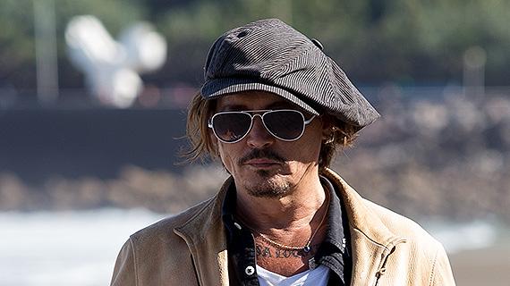 Johnny Depp (Ana Sanmartín)