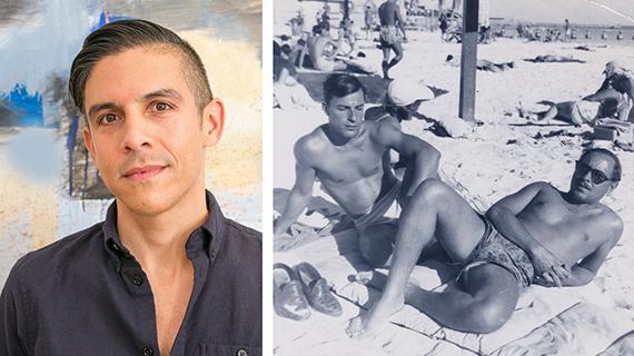 Matthew López y la pareja Merlo-Williams